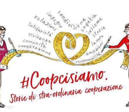 #Coopcisiamo – Storie di Stra-ordinaria cooperazione